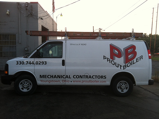 Prout Boiler - Mechanical Contractors
